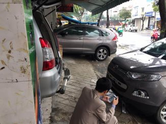 đào tạo nghề nội thất ô tô