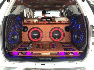 Độ âm thanh ô tô
