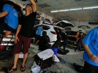 nghề điện ô tô