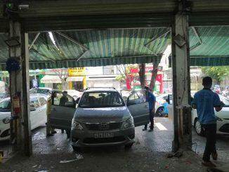 Nghề nội thất ô tô
